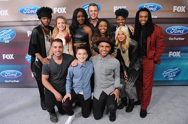 """American Idol"" Season 14: The Top 12"