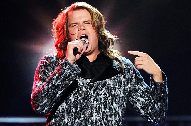 American Idol Winner Caleb Johnson
