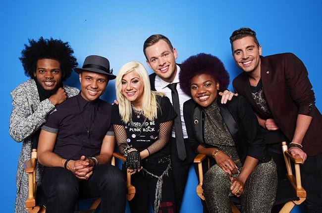 American Idol XIV Top 6