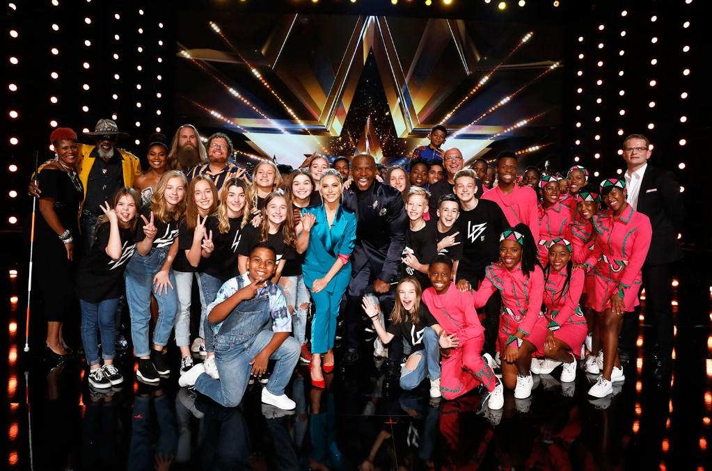 America's Got Talent finalists
