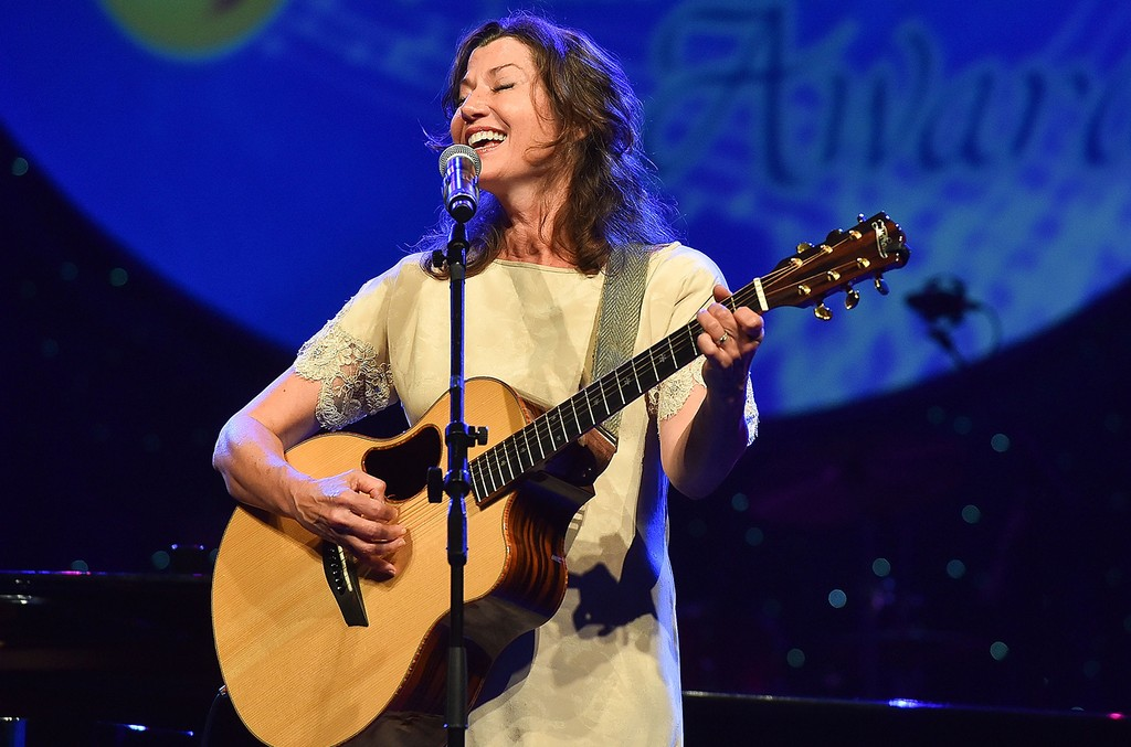 Amy Grant performs onstage at Georgia Music Hall Of Fame Awards