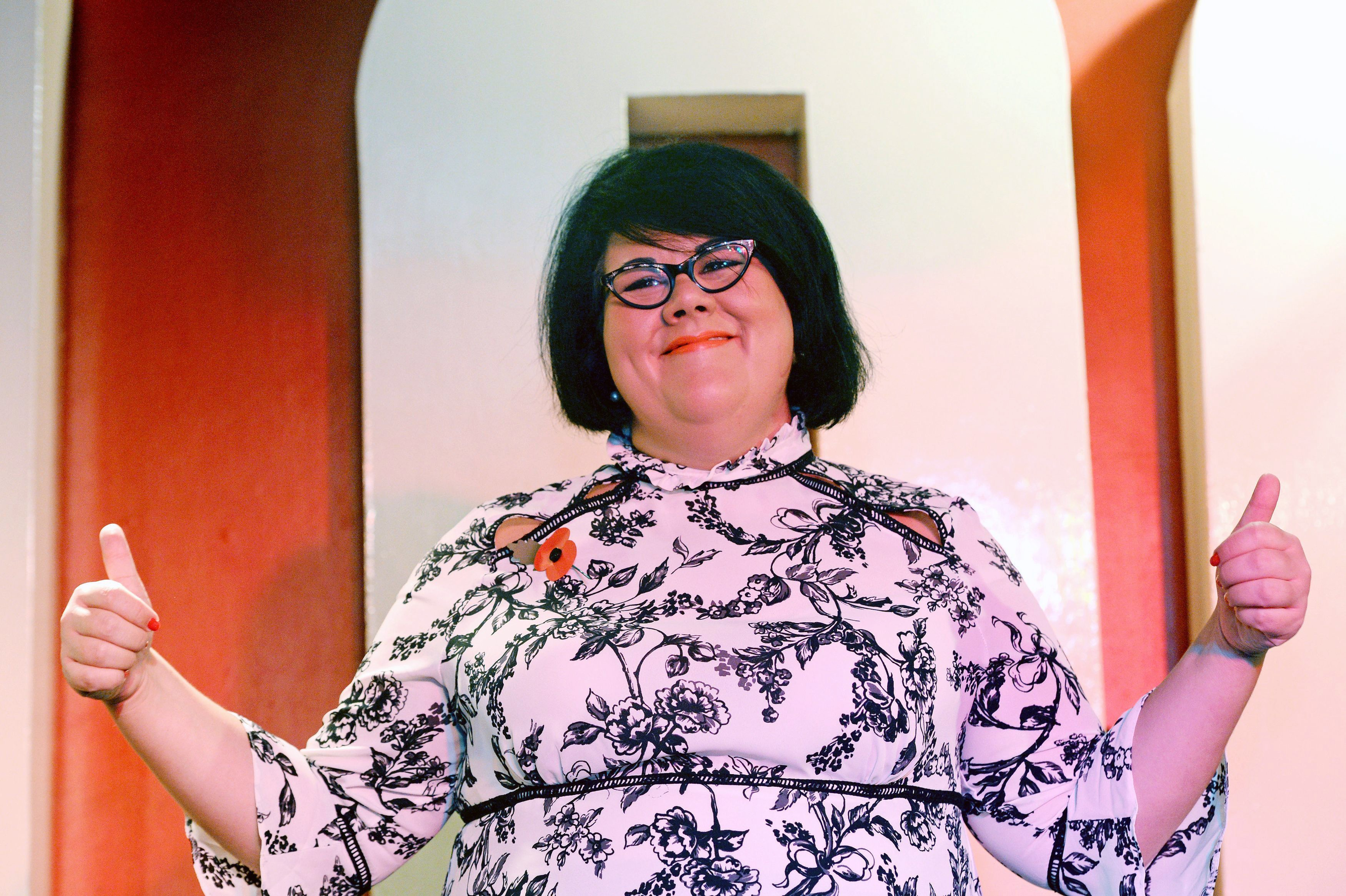 Amy Lamé, Mayor of London's new Night Czar,