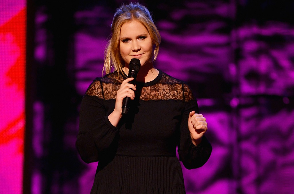 Amy Schumer performs at Beacon Theatre