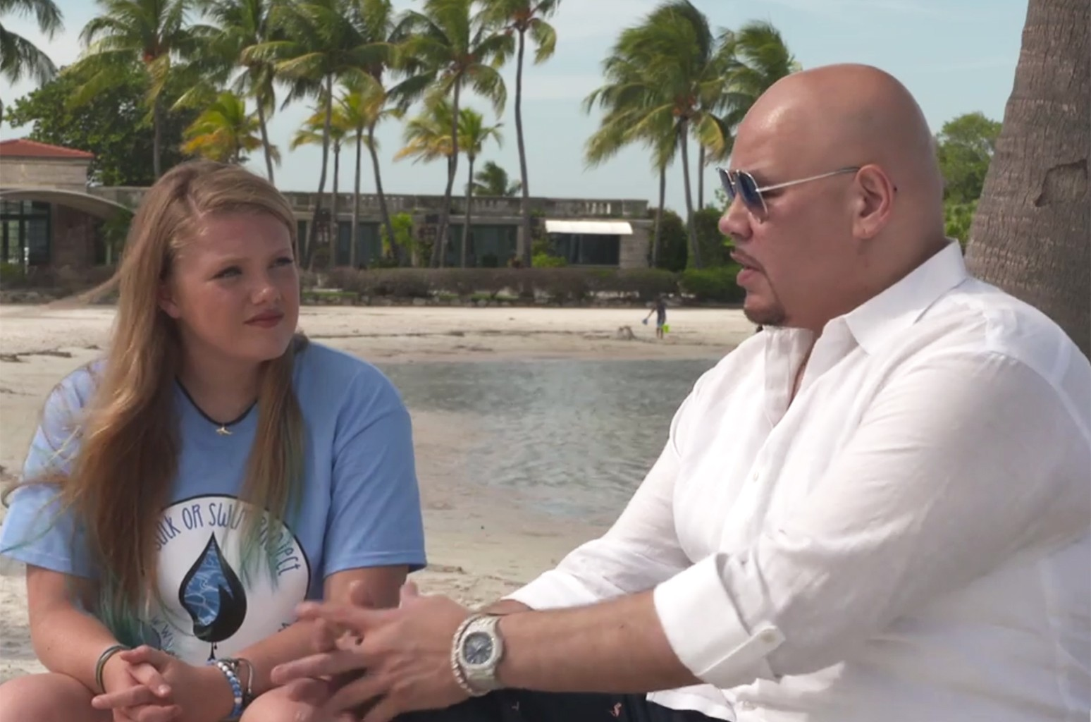 Fat Joe in MTV's An Inconvenient Special