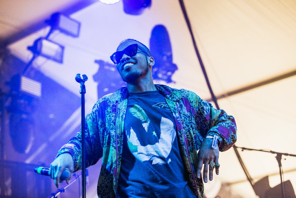 Anderson .Paak sxsw 2016