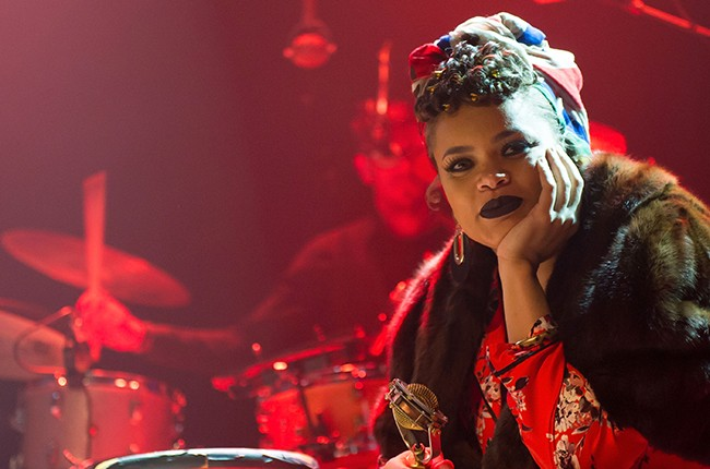 Andra Day Center Stage 2016