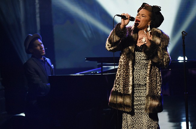 Andra Day The Late Show with Stephen Colbert