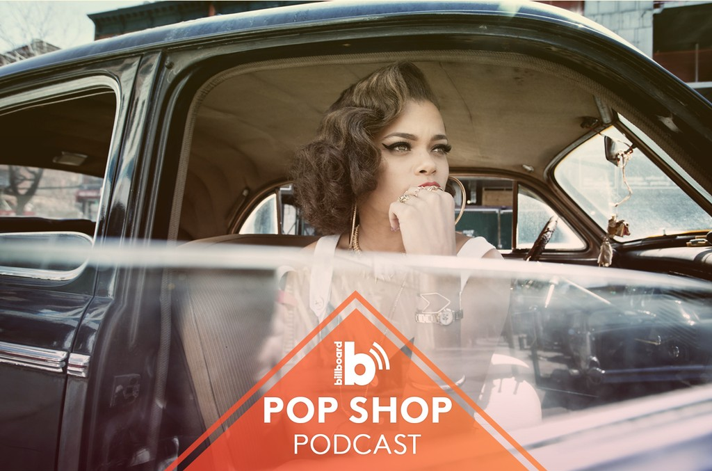 Pop Shop Podcast: Andra Day