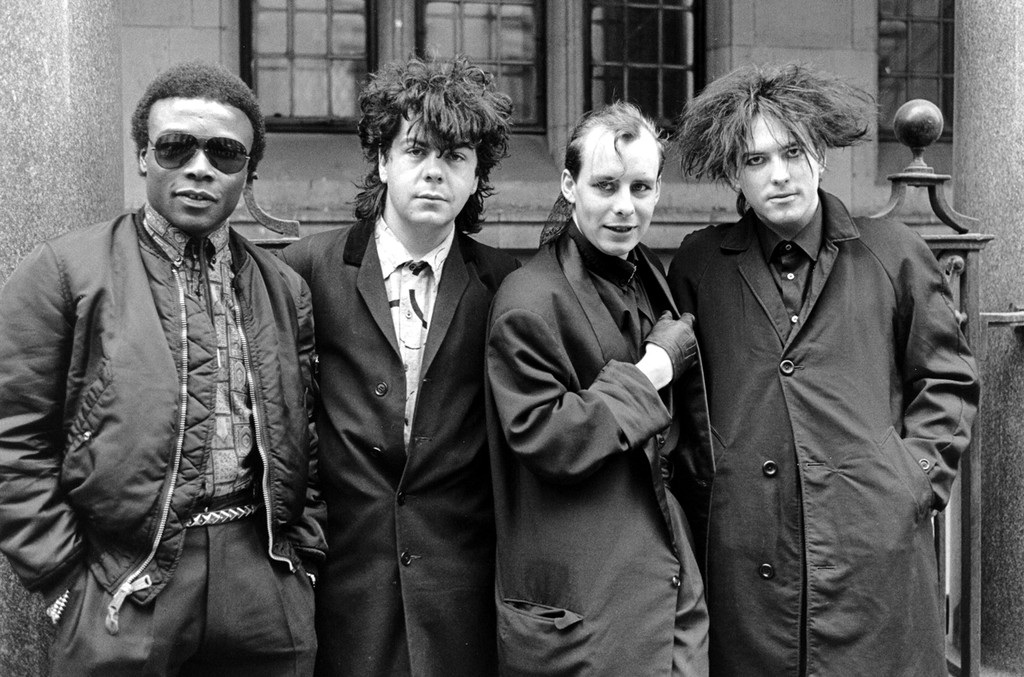 Andy Anderson The Cure