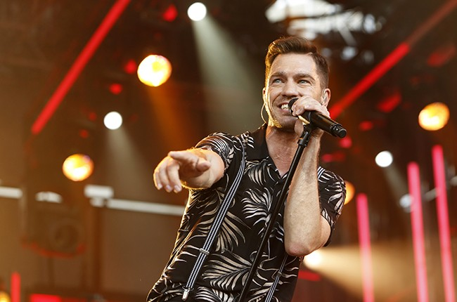 Andy Grammer 2015