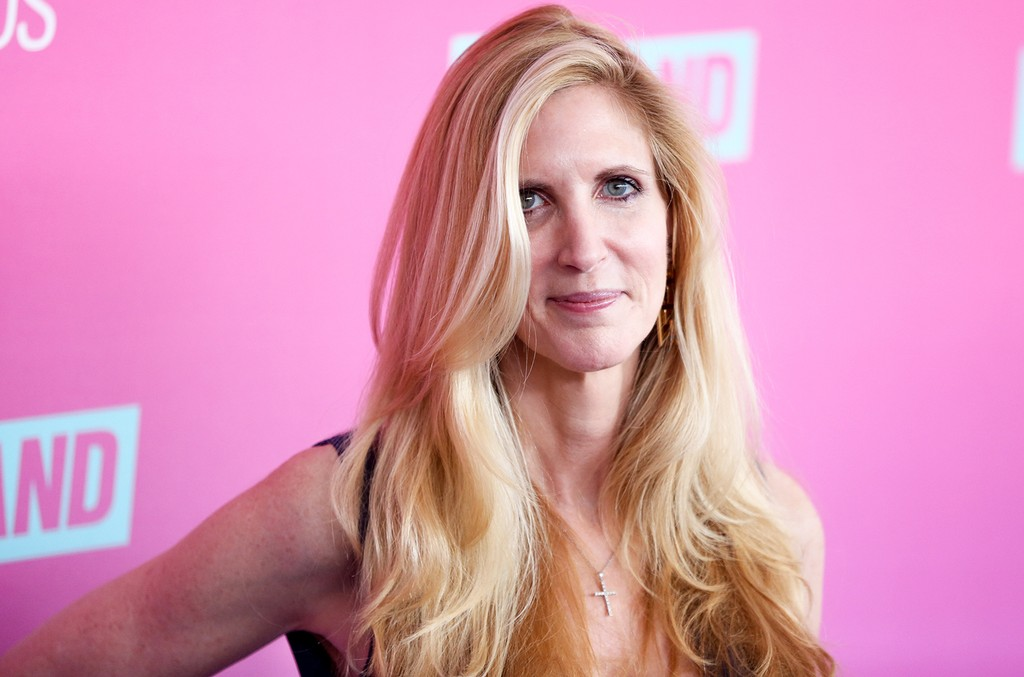 Ann Coulter in 2016