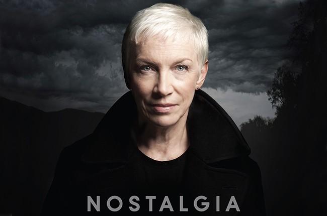 """Annie Lennox, """"Nostalgia"""" album cover"""