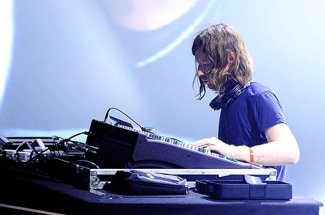 Aphex Twin, 2011.