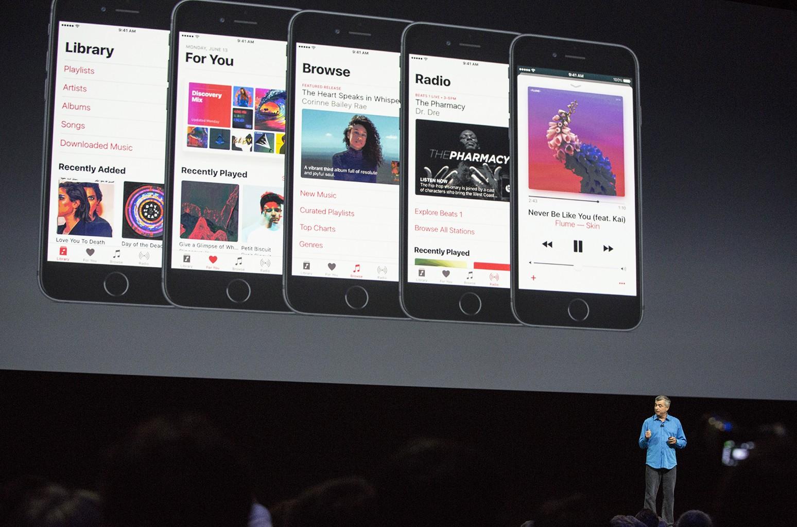 Apple Worldwide Developer's Conference in San Francisco