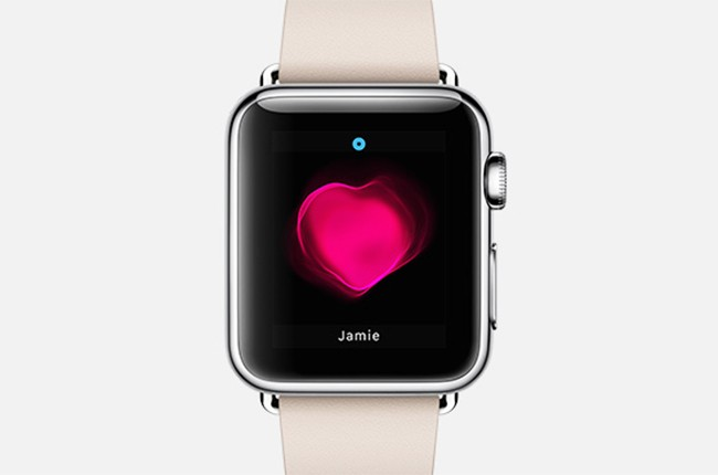 Apple Watch announced on Sept. 9, 2014.