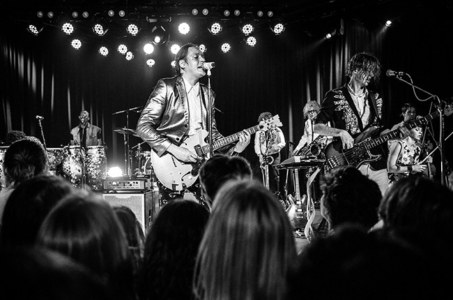 Arcade Fire at The Roxy