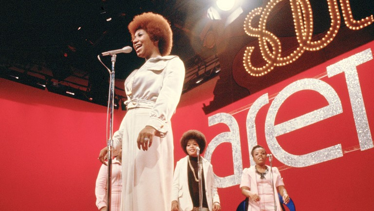 <p>Performing &ldquo&#x3B;Rock Steady&rdquo&#x3B; on Soul Train in 1973.</p>