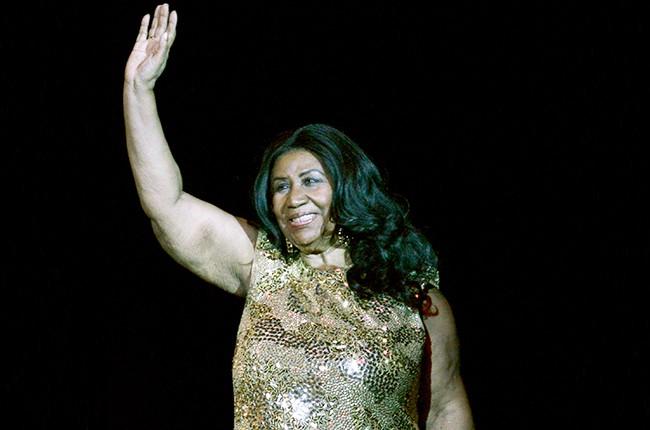 Aretha Franklin 2015