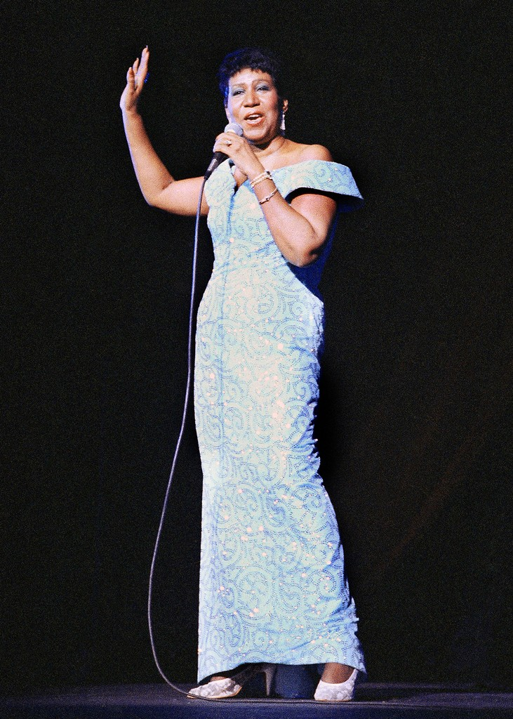 Aretha Franklin, Radio City Music Hall