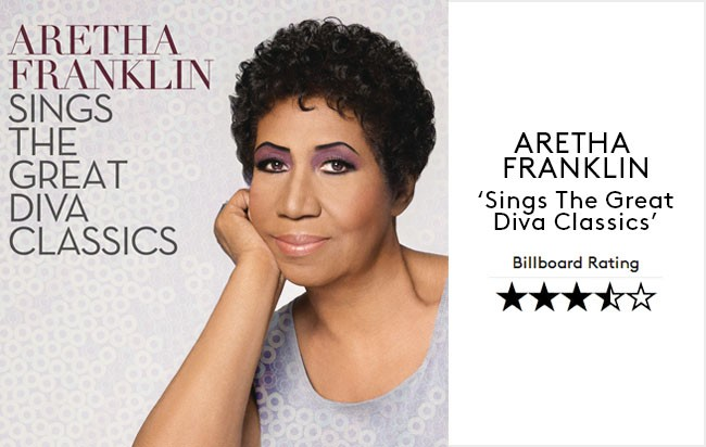 Aretha Franklin-- Sings The Great Diva Classics Review