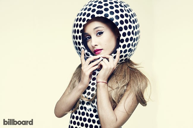 Ariana Grande, Billboard 2014.