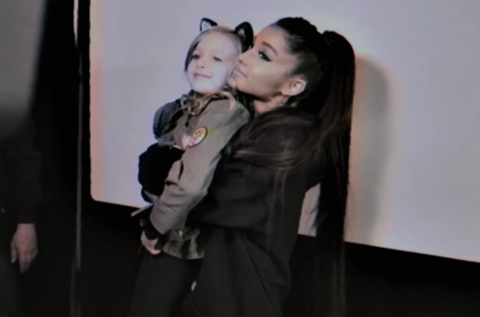 Ariana Grande Dangerous Woman Diaries