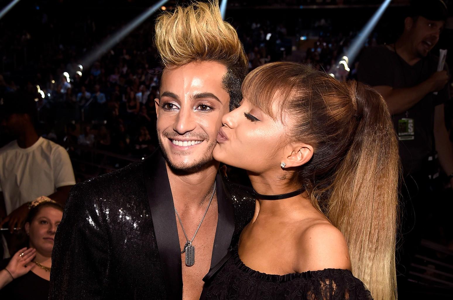 Ariana Grande Congratulates Brother Frankie on 20 Months of Sobriety | Billboard | Billboard