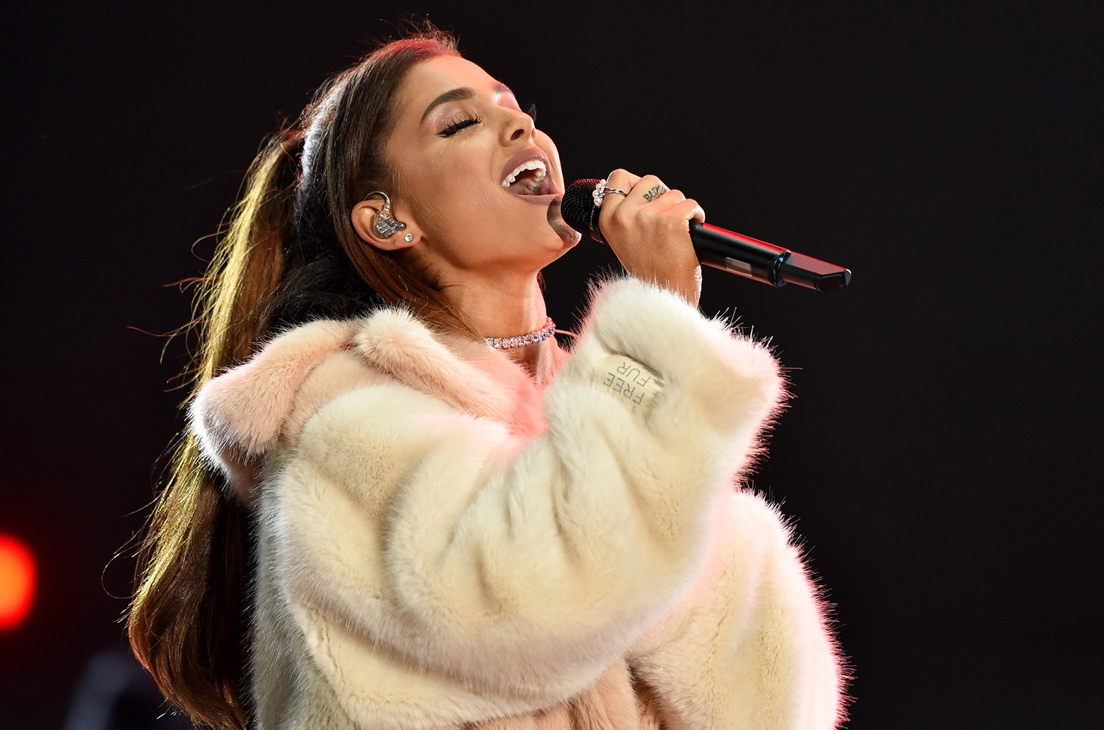Ariana Grande performs at KIIS FM's Wango Tango 2016