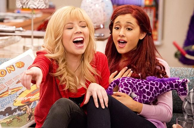 """Ariana Grande in """"Sam & Cat"""""""
