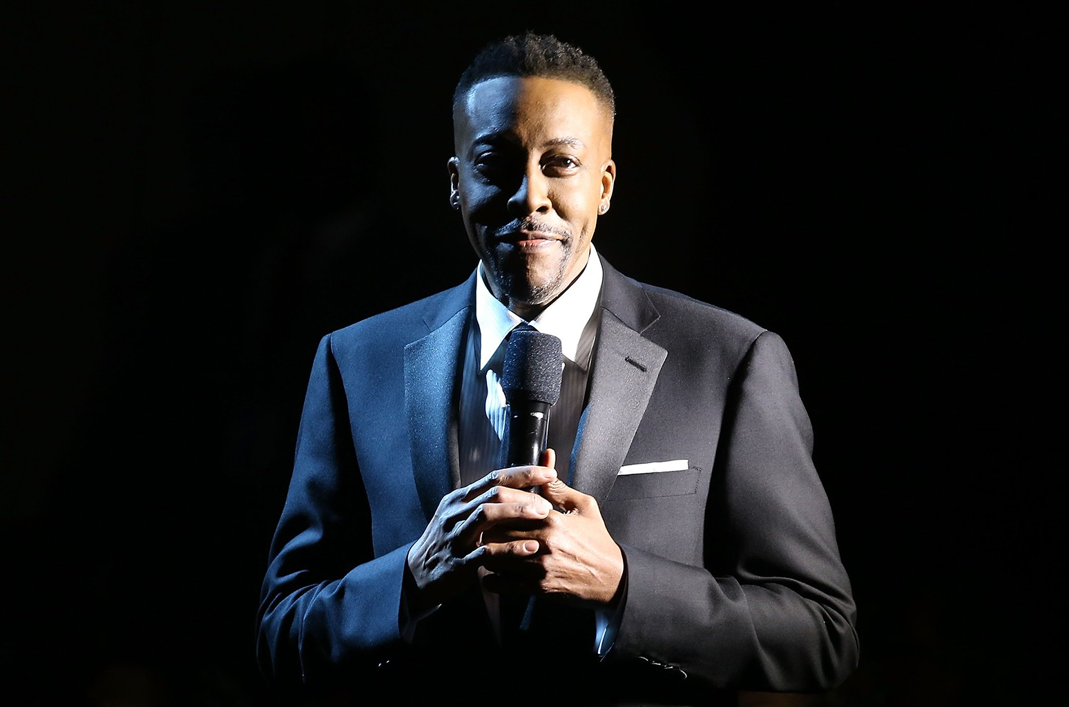 Arsenio Hall at the 2016 BET Honors