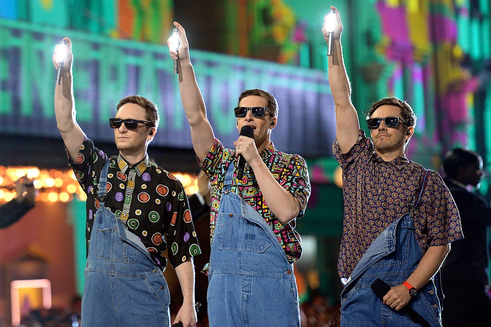 The Lonely Island  2016 mtv movie awards