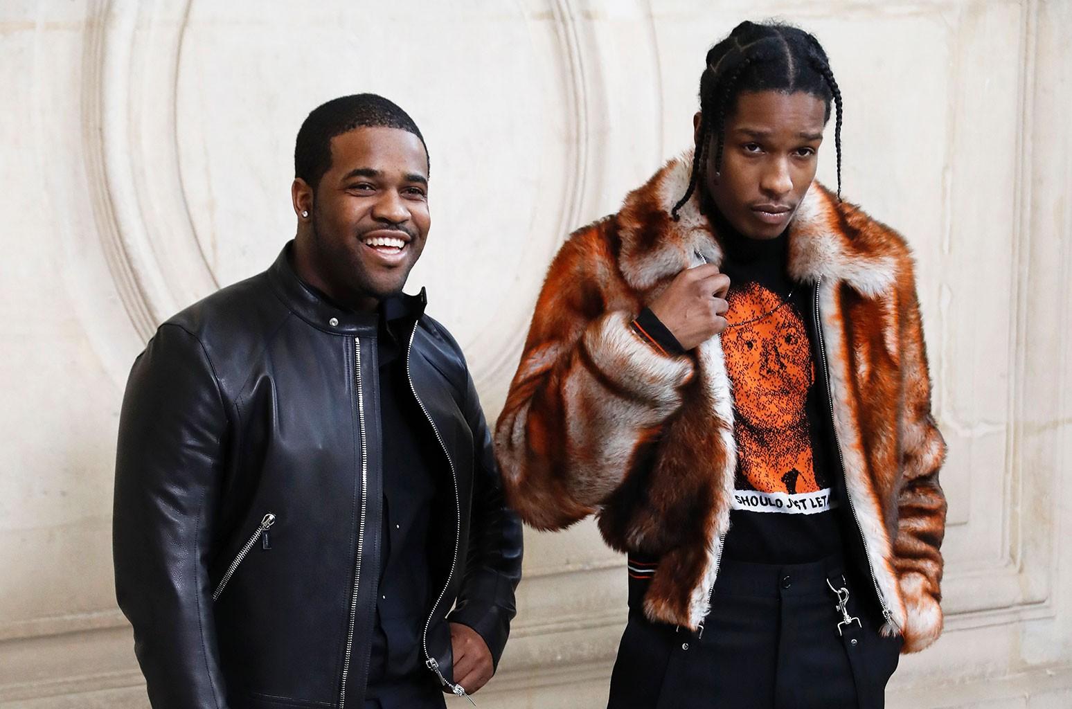 A$AP Rocky e A$AP Ferg collaborano in Pups - lacasadelrap.com