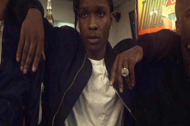 A$AP Rocky Jukebox Joints 2015