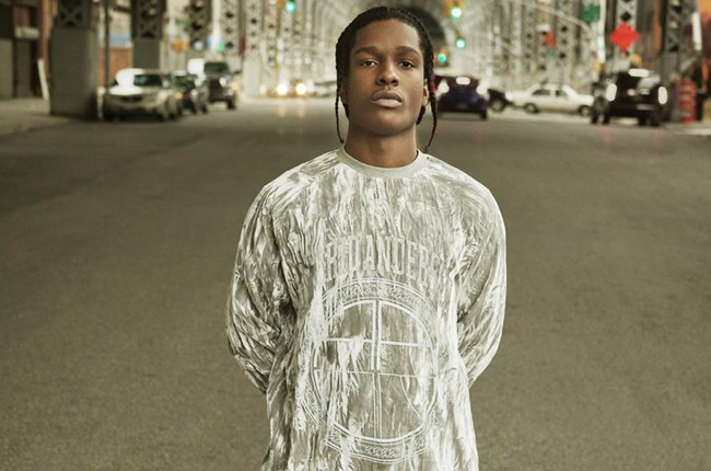 Asap Rocky On Ex Iggy Azalea The Question Is Was She Not Being 100 About Something Billboard