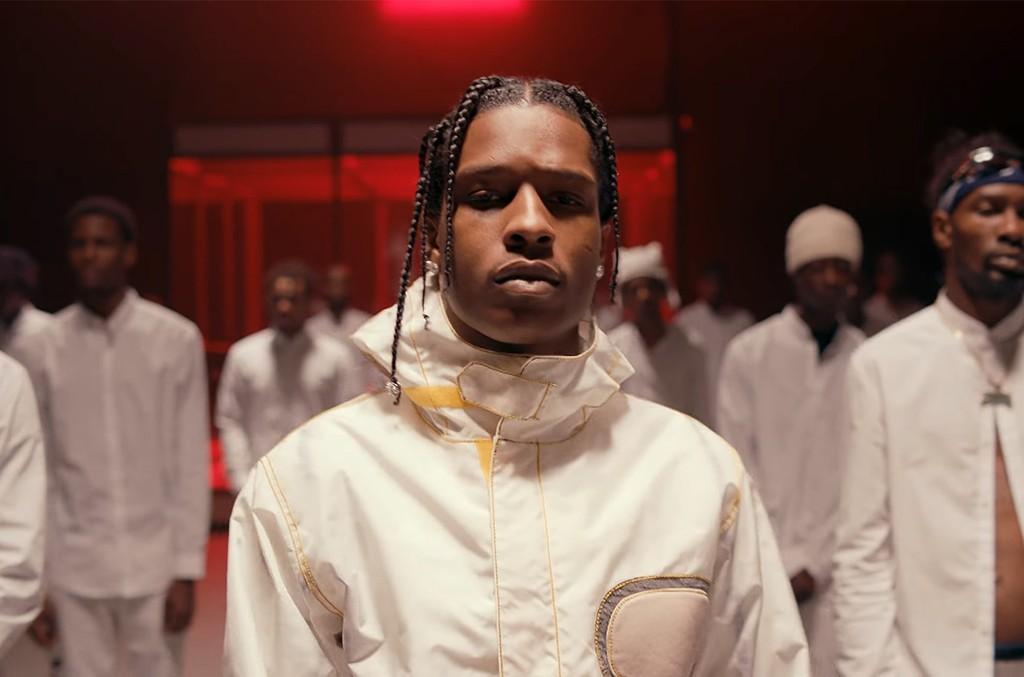 """A$AP Rocky, """"Tony Tone"""""""