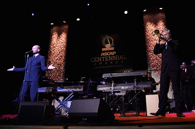 ASCAP Centennial Awards 2014