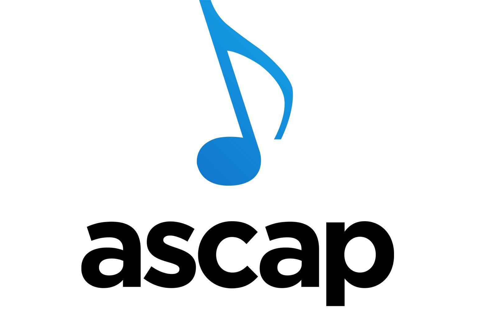 ASCAP logo 2017
