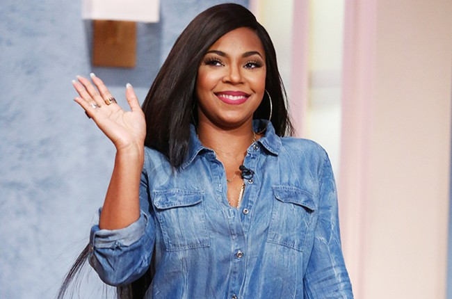 Ashanti on The Meredith Vieira Show on March 13, 2015