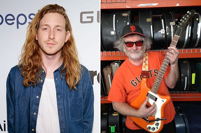Asher Roth and Scott McCaughey
