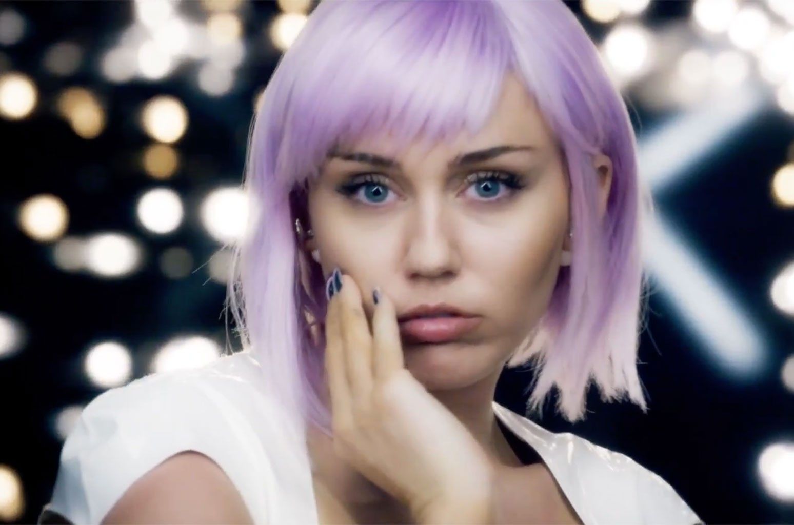 Miley Cyrus Ashley O