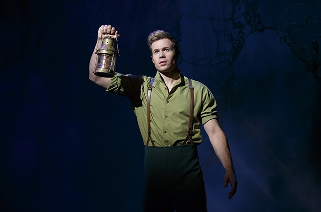 Ashley Parker Angel Wicked 2015