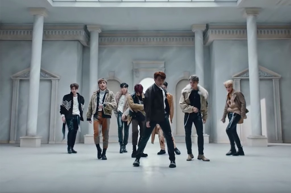 "Ateez ""Say My Name"""