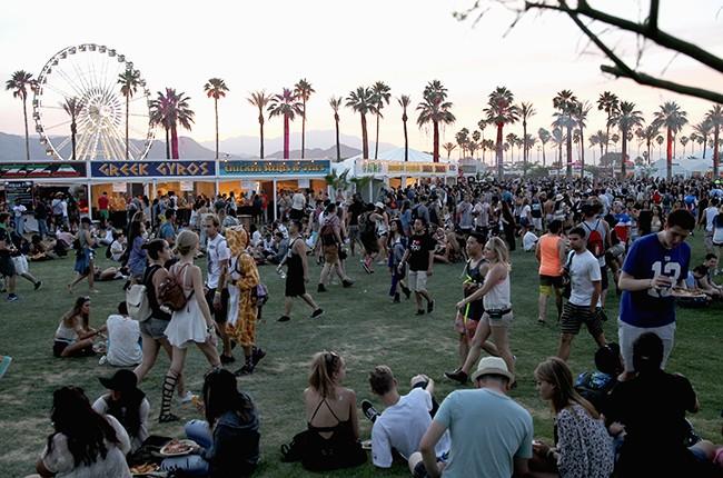 Coachella Atmosphere