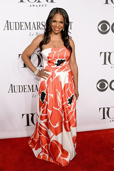 Audra McDonald attends the 68th Annual Tony Awards