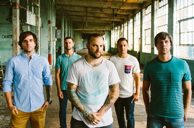 August Burns Red 2015