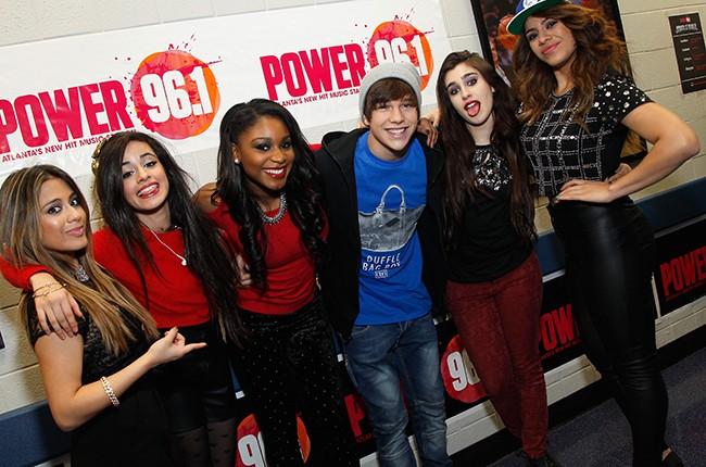 Fifth Harmony and Austin Mahone