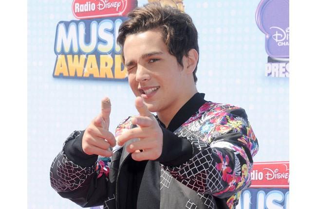 Austin Mahone, Radio Disney Awards 2014