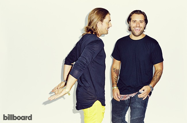 Axwell and Ingrosso Hot 100 Festival 2015