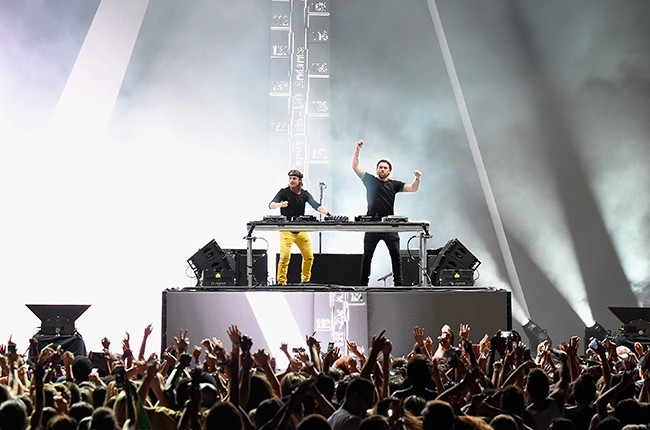 Axwell and Ingrosso Hot 100 2015