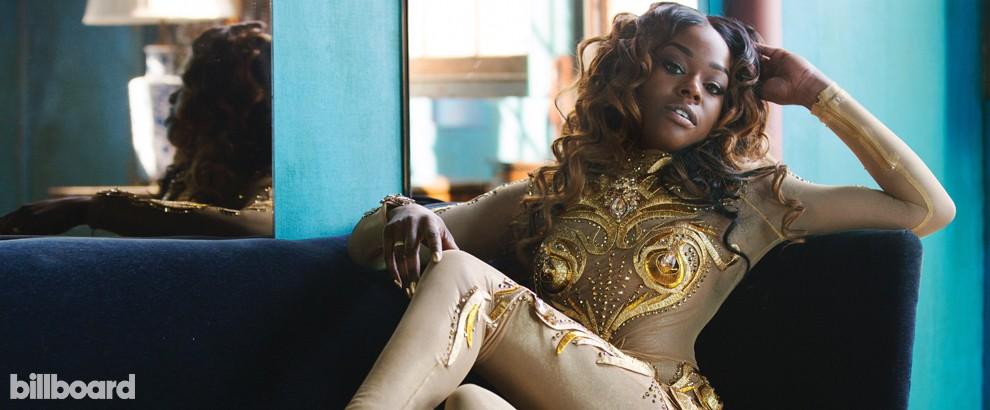Azealia Banks Billboard Cover Shoot 2015